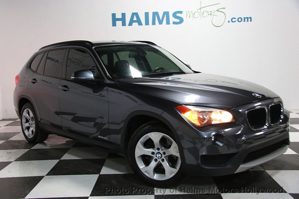 2013 used bmw x1 28i at haims motors serving fort. Black Bedroom Furniture Sets. Home Design Ideas