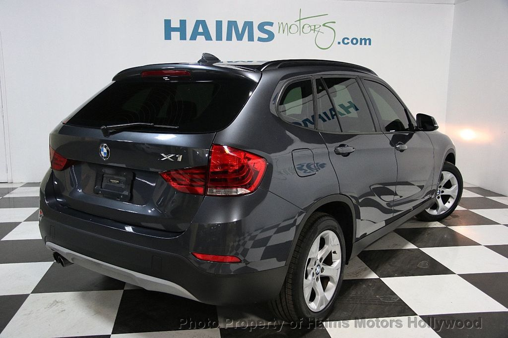 2013 used bmw x1 28i at haims motors serving fort lauderdale hollywood miami fl iid 16303140. Black Bedroom Furniture Sets. Home Design Ideas