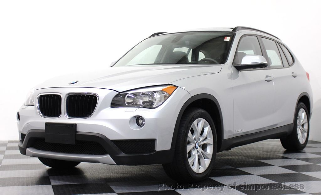 2013 BMW X1 CERTIFIED X1 xDRIVE28i AWD SUV Tech / Cold / NAVI - 15310253 - 0
