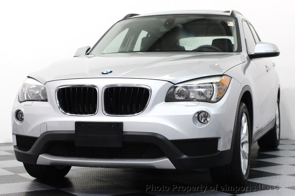 2013 BMW X1 CERTIFIED X1 xDRIVE28i AWD SUV Tech / Cold / NAVI - 15310253 - 12