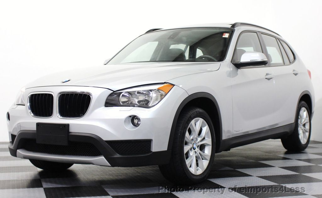2013 BMW X1 CERTIFIED X1 xDRIVE28i AWD SUV Tech / Cold / NAVI - 15310253 - 13
