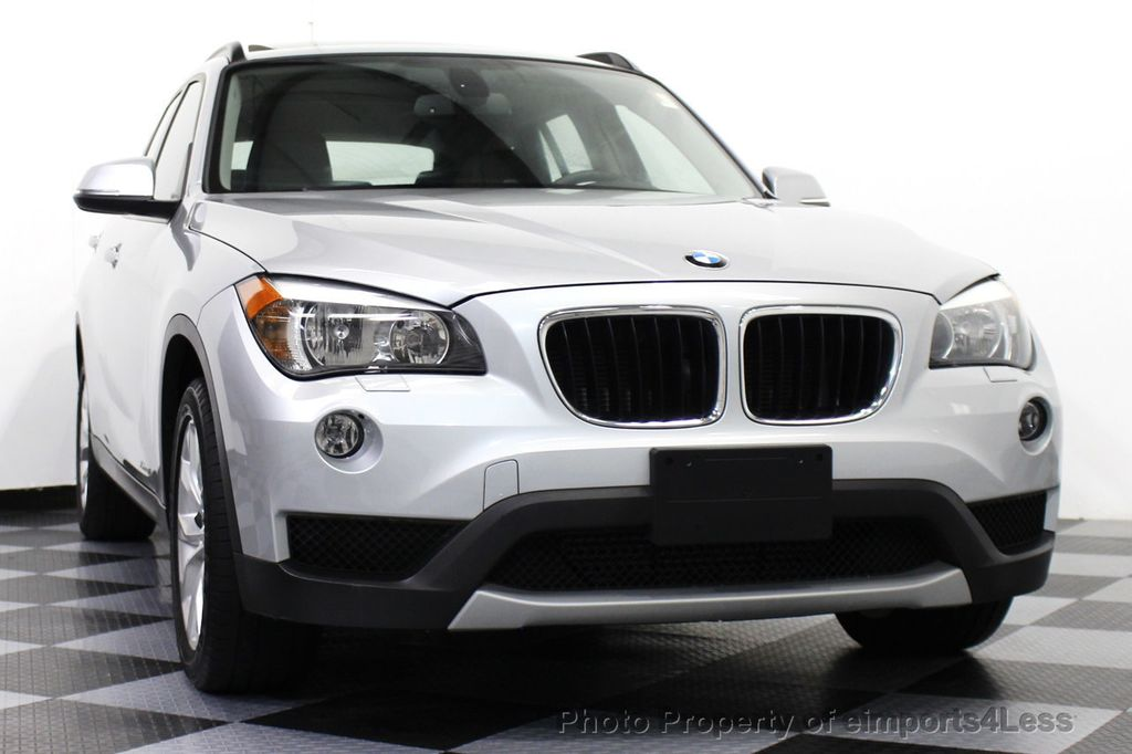 2013 BMW X1 CERTIFIED X1 xDRIVE28i AWD SUV Tech / Cold / NAVI - 15310253 - 15