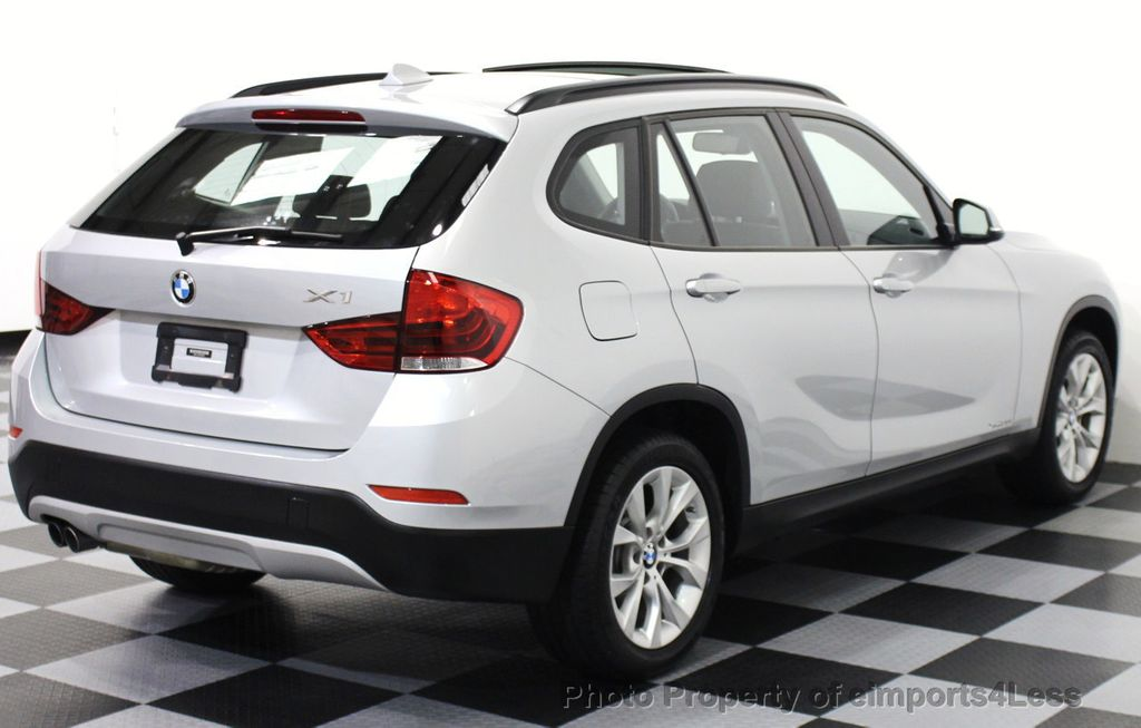 2013 BMW X1 CERTIFIED X1 xDRIVE28i AWD SUV Tech / Cold / NAVI - 15310253 - 18