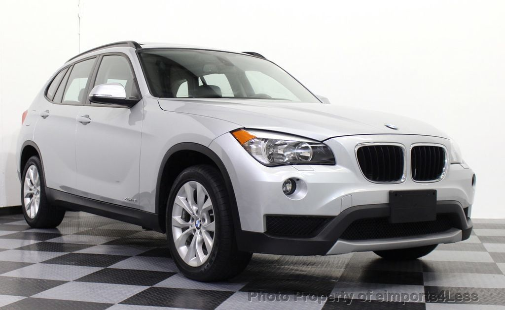 2013 BMW X1 CERTIFIED X1 xDRIVE28i AWD SUV Tech / Cold / NAVI - 15310253 - 1