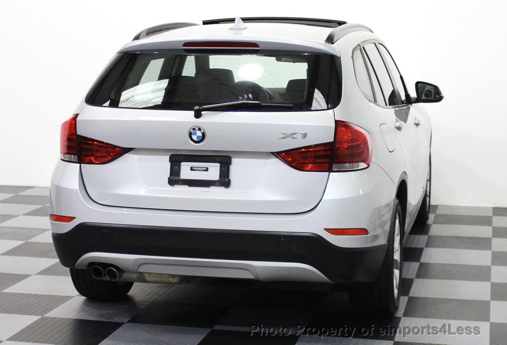 2013 BMW X1 CERTIFIED X1 xDRIVE28i AWD SUV Tech / Cold / NAVI - 15310253 - 28