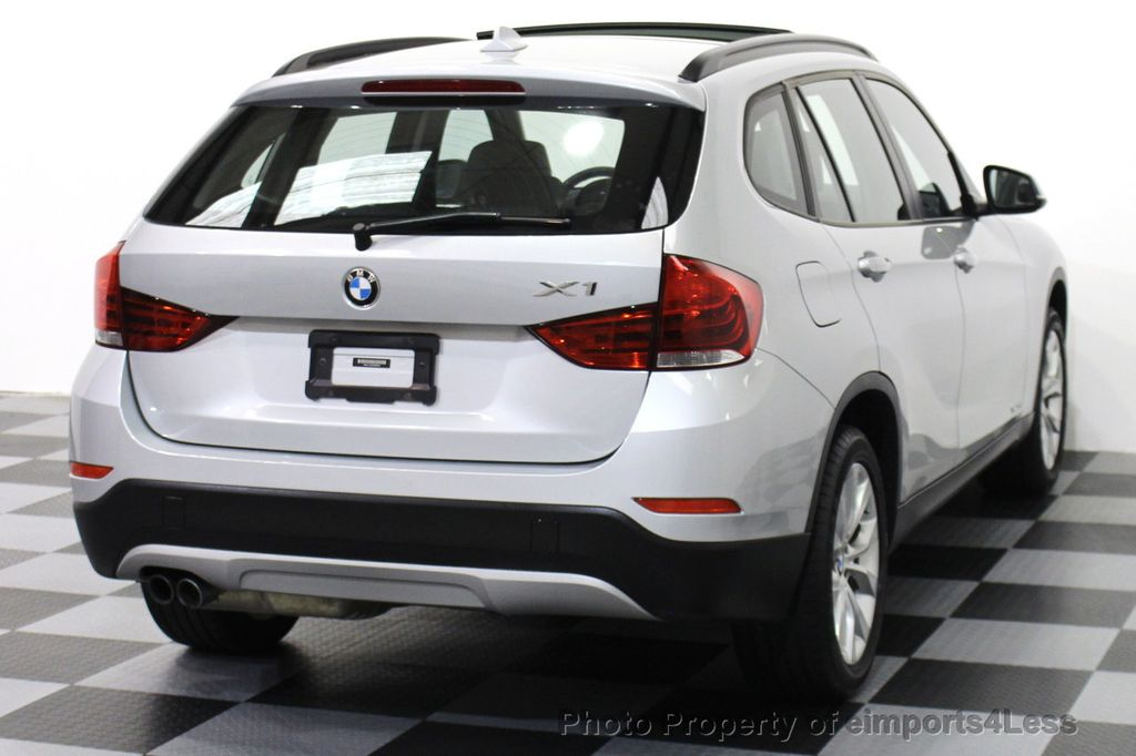 2013 BMW X1 CERTIFIED X1 xDRIVE28i AWD SUV Tech / Cold / NAVI - 15310253 - 29