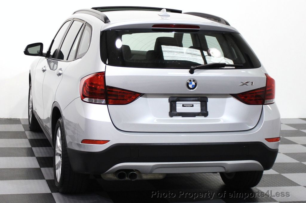 2013 BMW X1 CERTIFIED X1 xDRIVE28i AWD SUV Tech / Cold / NAVI - 15310253 - 50