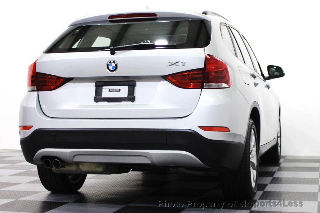 2013 BMW X1 CERTIFIED X1 xDRIVE28i AWD SUV Tech / Cold / NAVI - 15310253 - 51