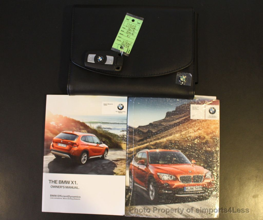2013 Used BMW X1 CERTIFIED X1 XDRIVE28i AWD SUV Tech