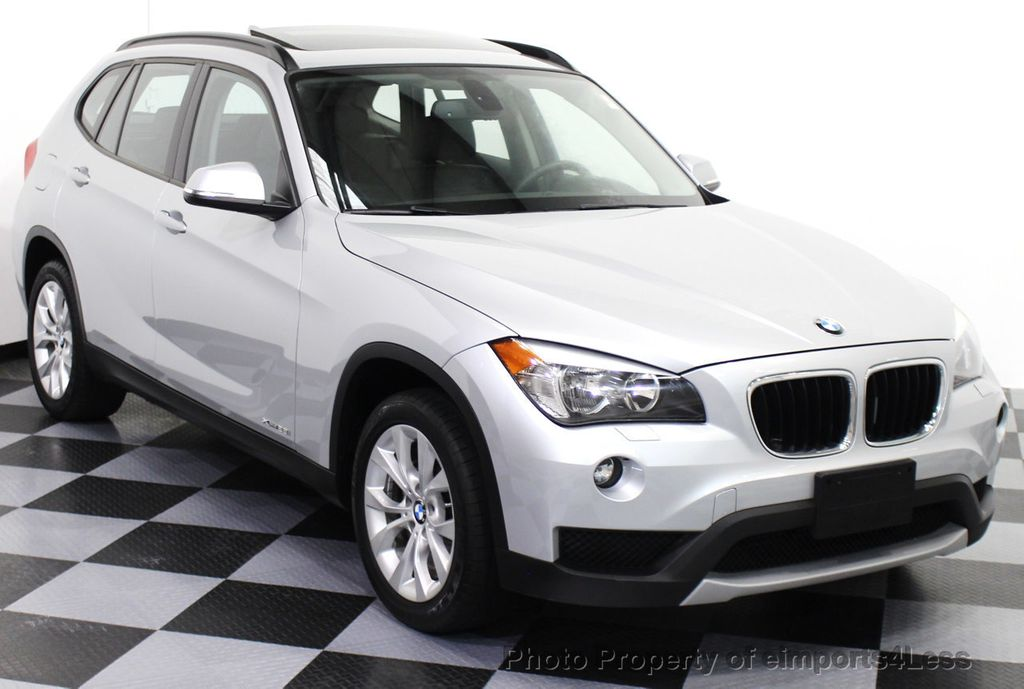 2013 BMW X1 CERTIFIED X1 xDRIVE28i AWD SUV Tech / Cold / NAVI - 15310253 - 57