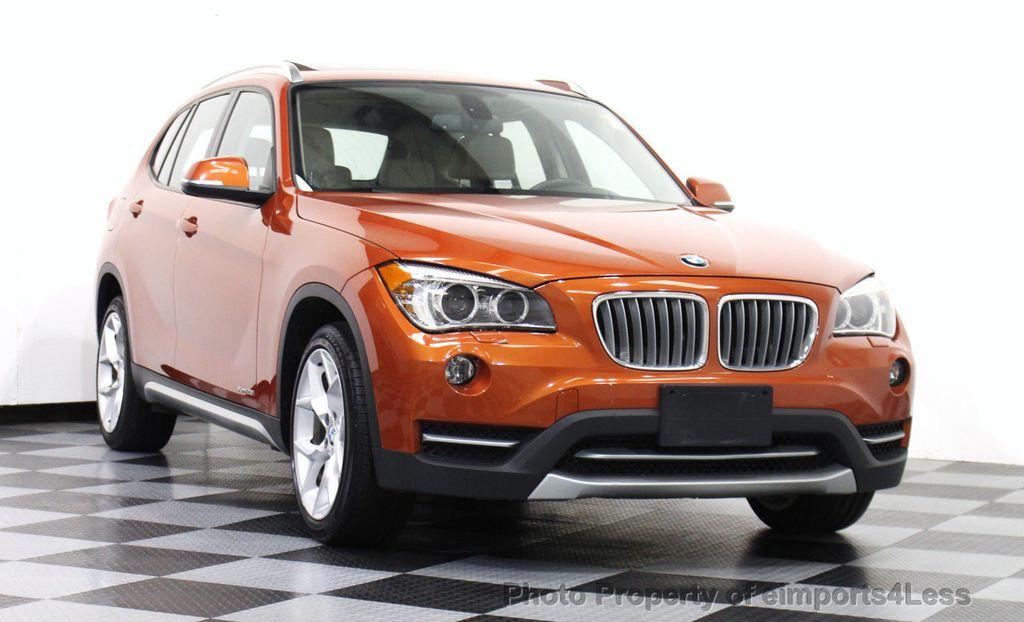 2013 Used BMW X1 CERTIFIED X1 xDRIVE28i AWD X-LINE NAVIGATION at ...