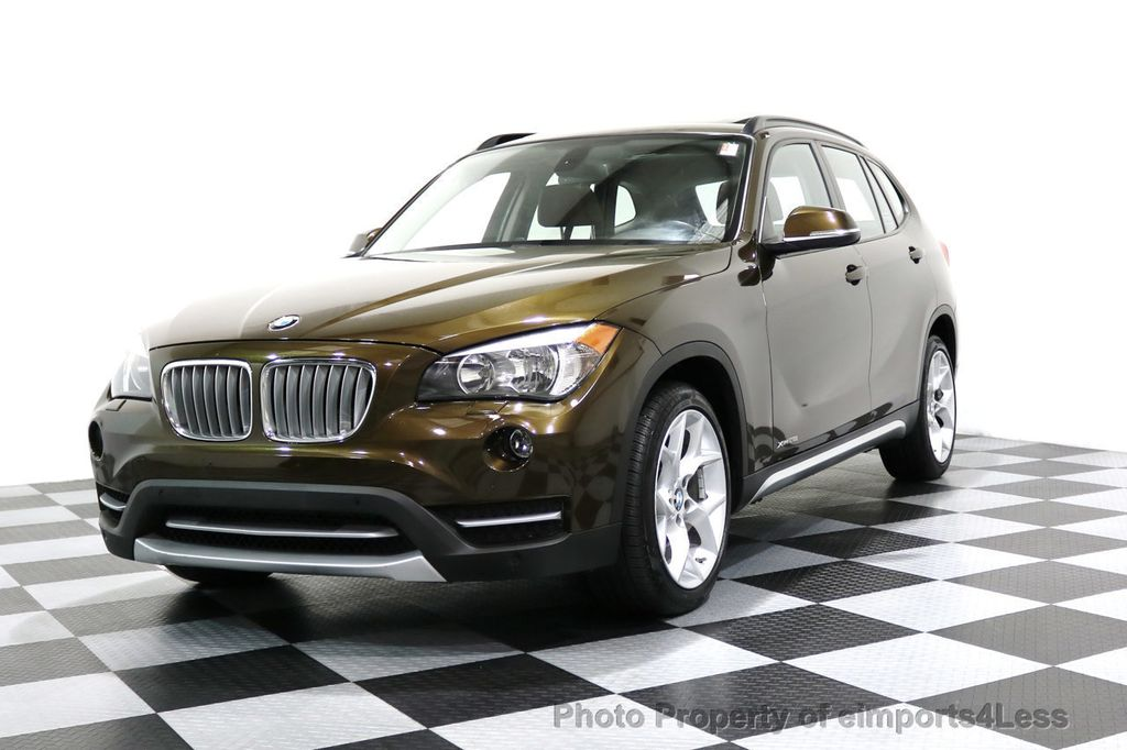 2013 BMW X1 CERTIFIED X1 xDRIVE28i XLINE ULTIMATE AWD CAMERA NAVI - 17057495 - 0