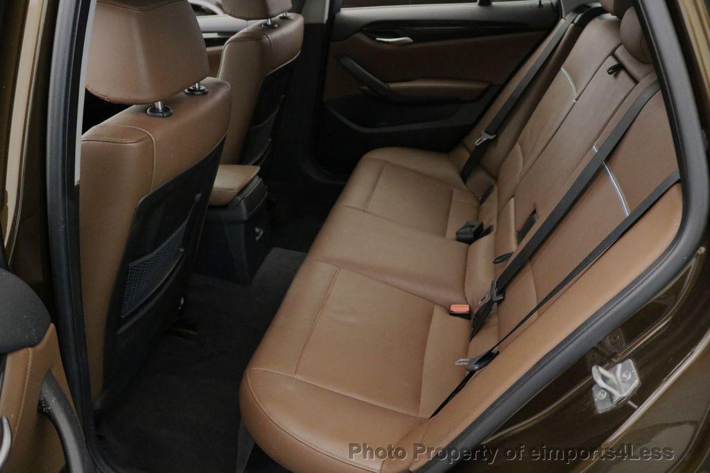 2013 BMW X1 CERTIFIED X1 xDRIVE28i XLINE ULTIMATE AWD CAMERA NAVI - 17057495 - 9