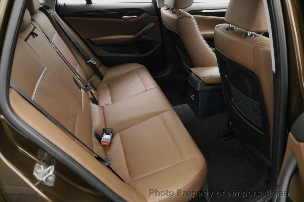 2013 BMW X1 CERTIFIED X1 xDRIVE28i XLINE ULTIMATE AWD CAMERA NAVI - 17057495 - 10
