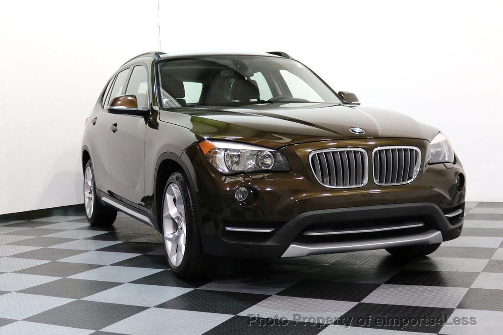 2013 BMW X1 CERTIFIED X1 xDRIVE28i XLINE ULTIMATE AWD CAMERA NAVI - 17057495 - 13