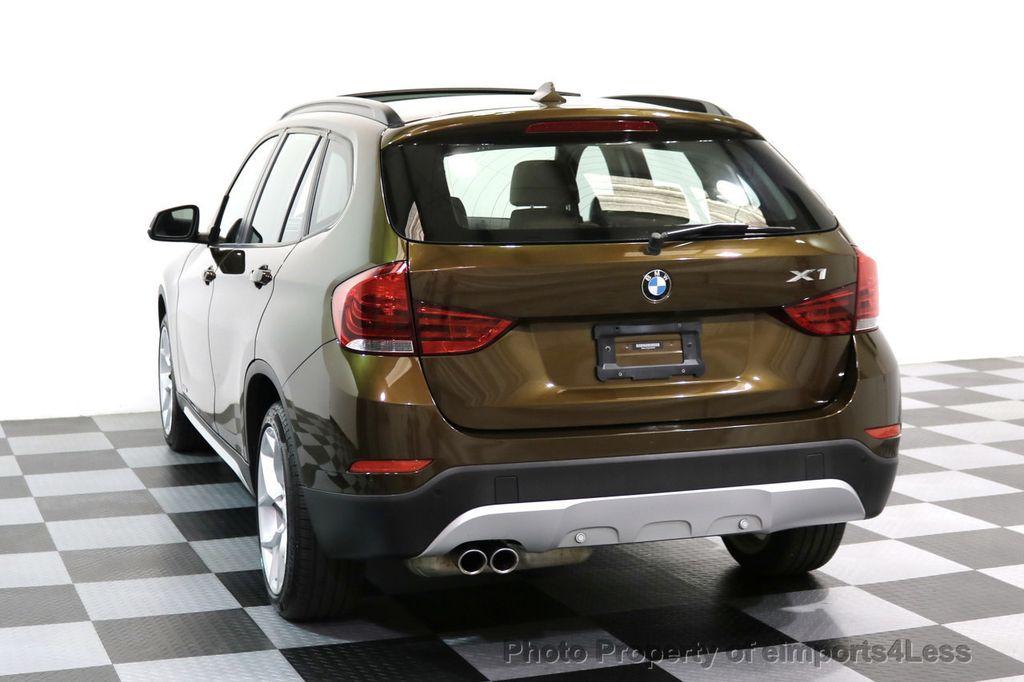 2013 BMW X1 CERTIFIED X1 xDRIVE28i XLINE ULTIMATE AWD CAMERA NAVI - 17057495 - 14