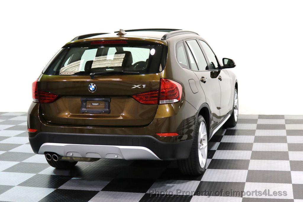 2013 BMW X1 CERTIFIED X1 xDRIVE28i XLINE ULTIMATE AWD CAMERA NAVI - 17057495 - 16