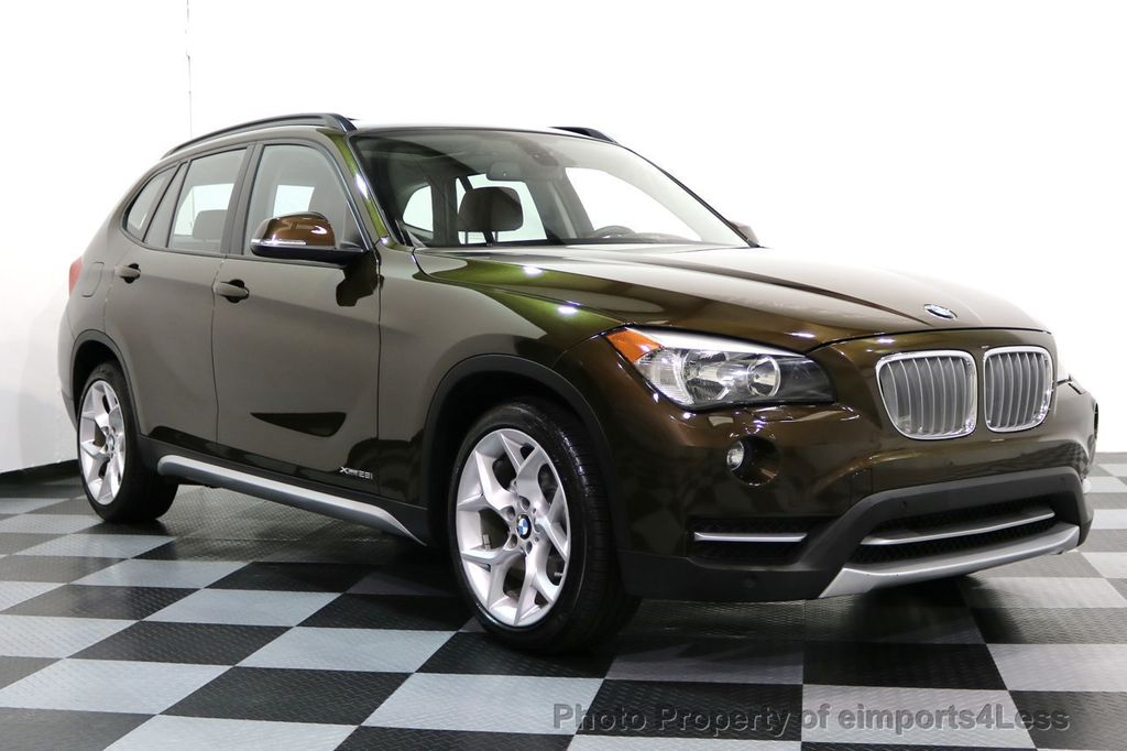 2013 BMW X1 CERTIFIED X1 xDRIVE28i XLINE ULTIMATE AWD CAMERA NAVI - 17057495 - 1