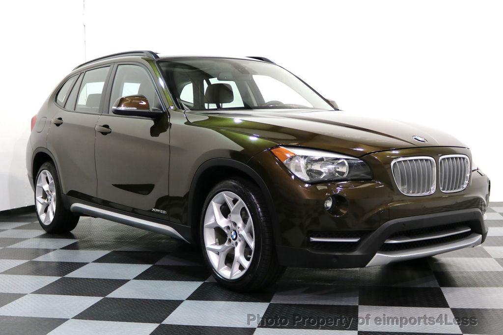 2013 BMW X1 CERTIFIED X1 xDRIVE28i XLINE ULTIMATE AWD CAMERA NAVI - 17057495 - 1