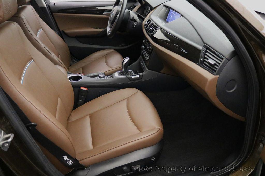 2013 BMW X1 CERTIFIED X1 xDRIVE28i XLINE ULTIMATE AWD CAMERA NAVI - 17057495 - 21