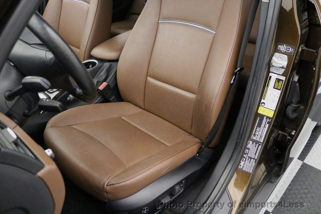 2013 BMW X1 CERTIFIED X1 xDRIVE28i XLINE ULTIMATE AWD CAMERA NAVI - 17057495 - 22