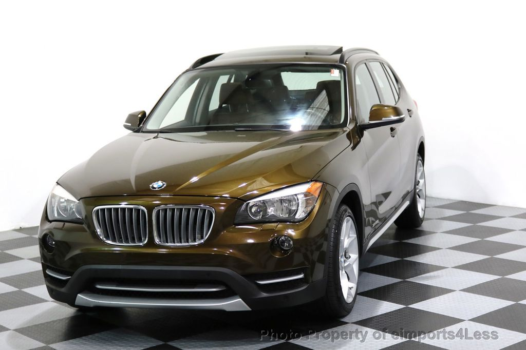 2013 BMW X1 CERTIFIED X1 xDRIVE28i XLINE ULTIMATE AWD CAMERA NAVI - 17057495 - 26