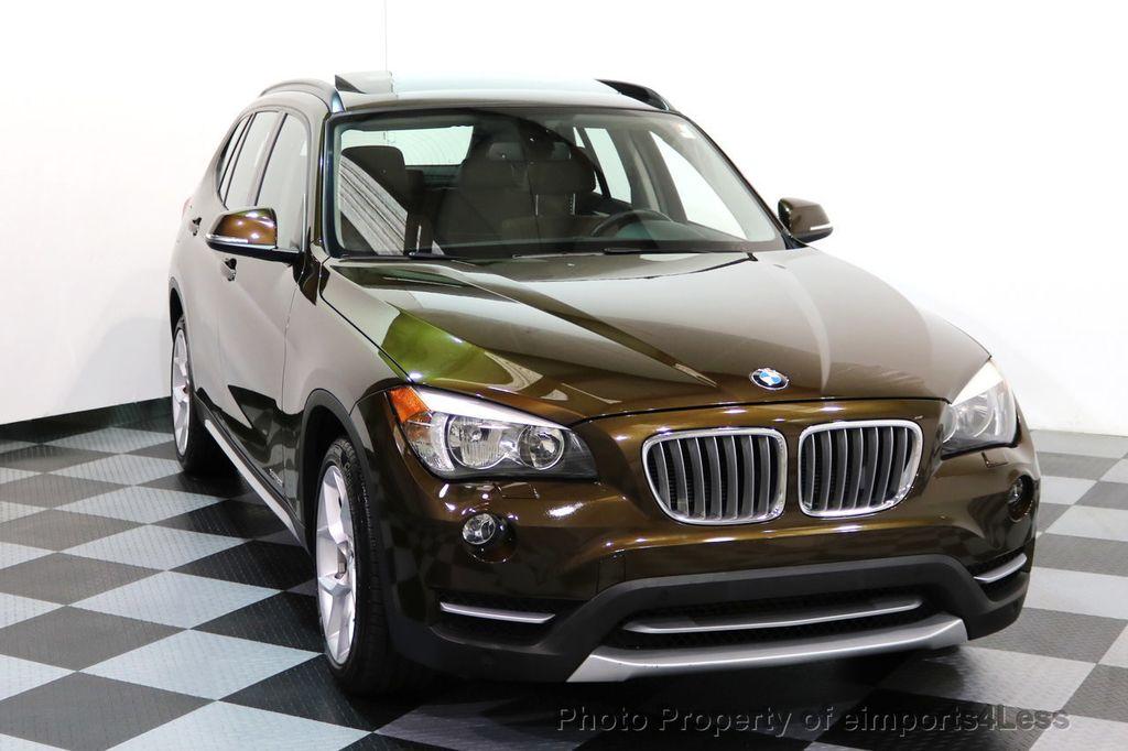 2013 BMW X1 CERTIFIED X1 xDRIVE28i XLINE ULTIMATE AWD CAMERA NAVI - 17057495 - 27