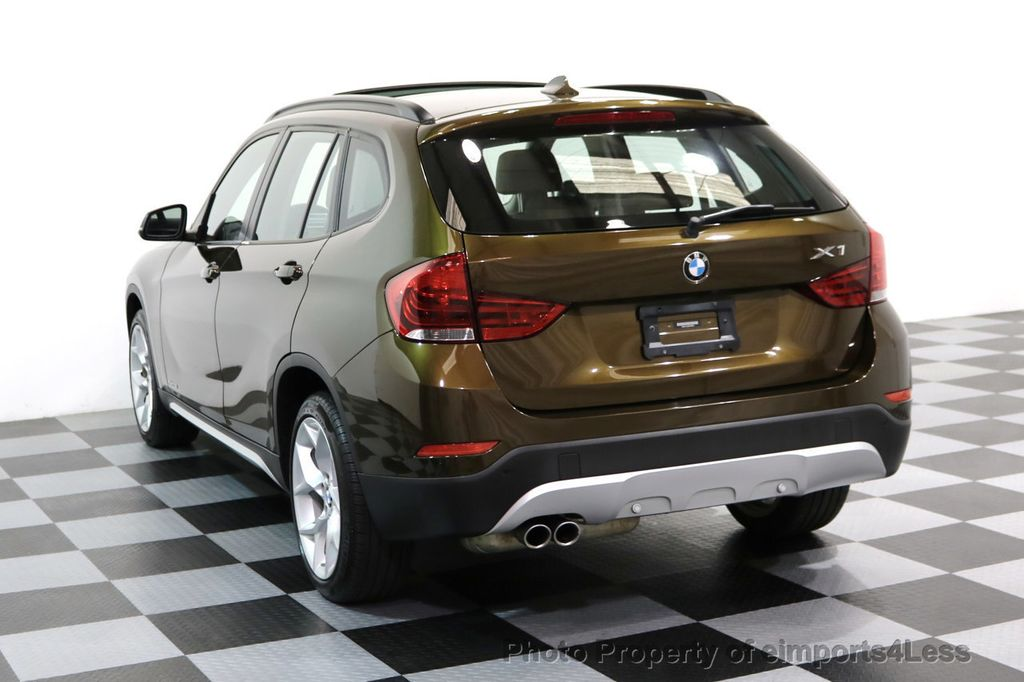 2013 BMW X1 CERTIFIED X1 xDRIVE28i XLINE ULTIMATE AWD CAMERA NAVI - 17057495 - 2