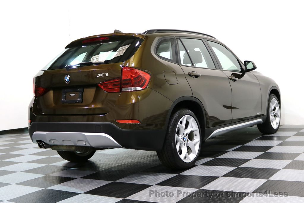 2013 BMW X1 CERTIFIED X1 xDRIVE28i XLINE ULTIMATE AWD CAMERA NAVI - 17057495 - 29