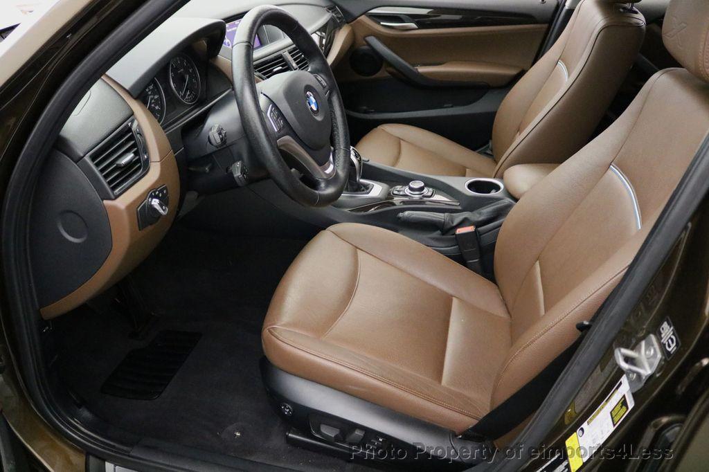2013 BMW X1 CERTIFIED X1 xDRIVE28i XLINE ULTIMATE AWD CAMERA NAVI - 17057495 - 30