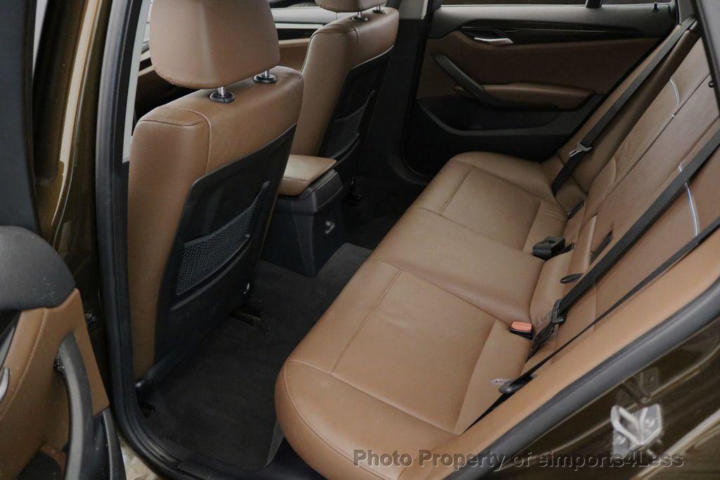 2013 BMW X1 CERTIFIED X1 xDRIVE28i XLINE ULTIMATE AWD CAMERA NAVI - 17057495 - 32
