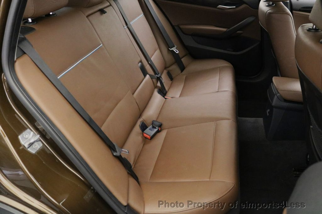 2013 BMW X1 CERTIFIED X1 xDRIVE28i XLINE ULTIMATE AWD CAMERA NAVI - 17057495 - 33