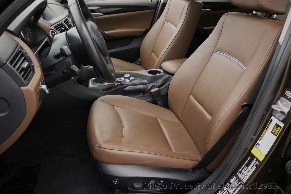 2013 BMW X1 CERTIFIED X1 xDRIVE28i XLINE ULTIMATE AWD CAMERA NAVI - 17057495 - 34