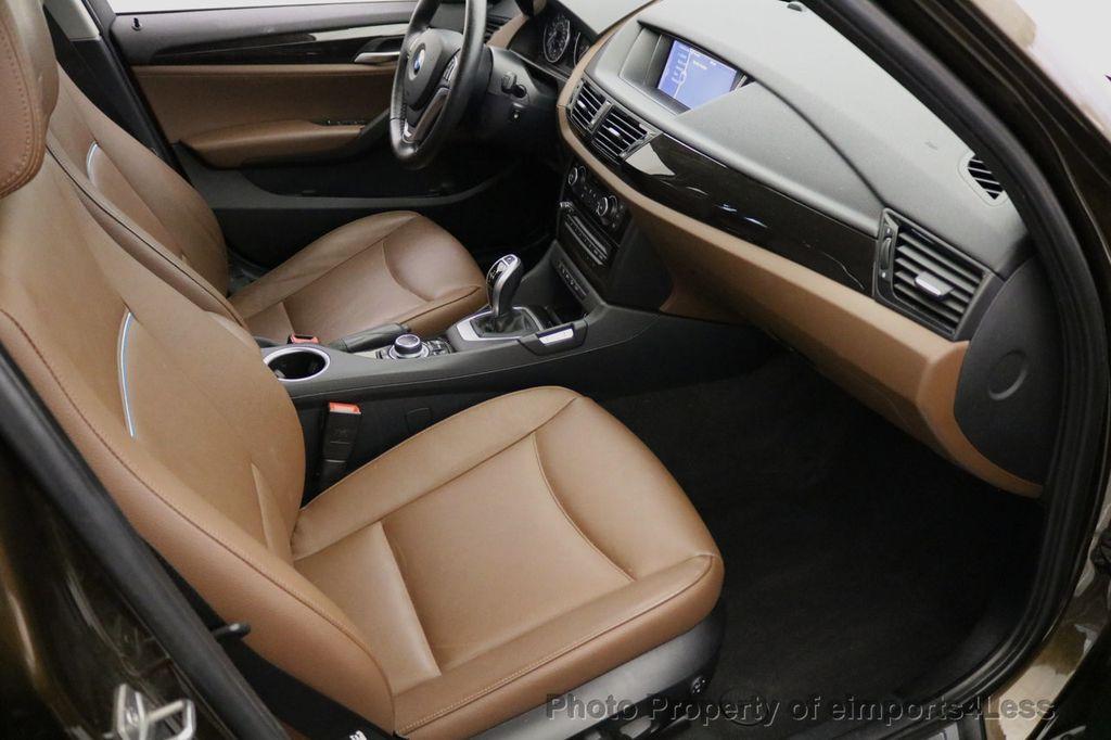 2013 BMW X1 CERTIFIED X1 xDRIVE28i XLINE ULTIMATE AWD CAMERA NAVI - 17057495 - 35