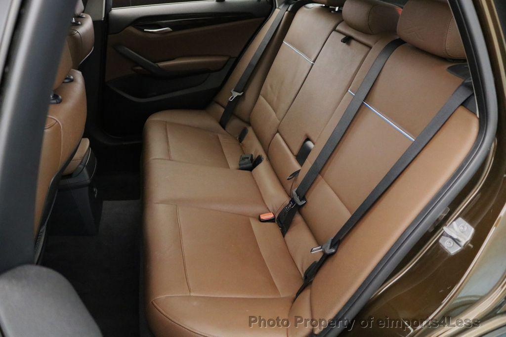 2013 BMW X1 CERTIFIED X1 xDRIVE28i XLINE ULTIMATE AWD CAMERA NAVI - 17057495 - 36