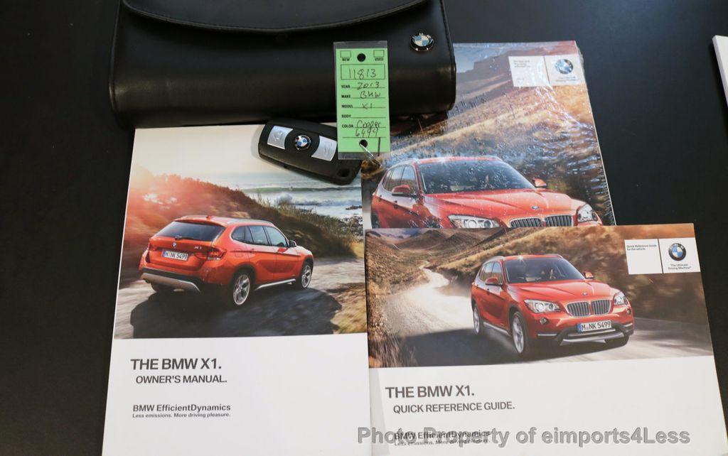 2013 BMW X1 CERTIFIED X1 xDRIVE28i XLINE ULTIMATE AWD CAMERA NAVI - 17057495 - 37