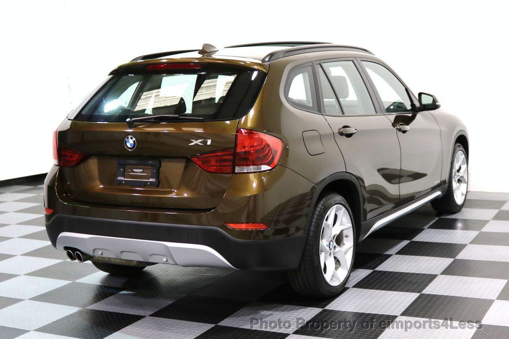 2013 BMW X1 CERTIFIED X1 xDRIVE28i XLINE ULTIMATE AWD CAMERA NAVI - 17057495 - 3