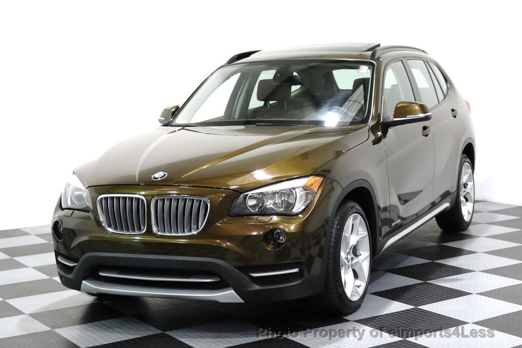 2013 BMW X1 CERTIFIED X1 xDRIVE28i XLINE ULTIMATE AWD CAMERA NAVI - 17057495 - 40