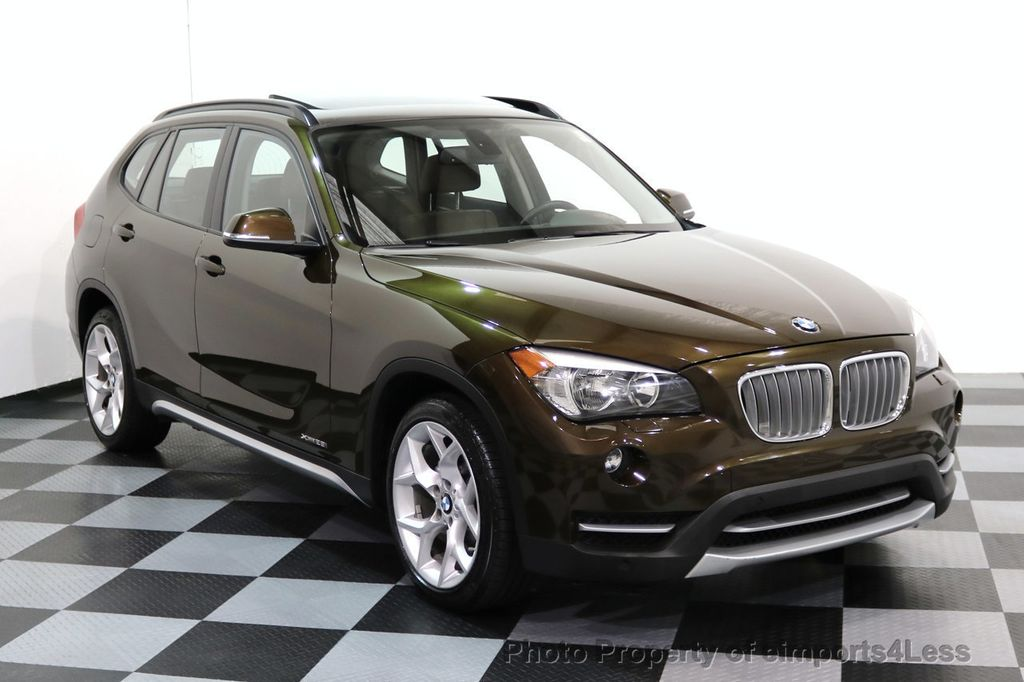 2013 BMW X1 CERTIFIED X1 xDRIVE28i XLINE ULTIMATE AWD CAMERA NAVI - 17057495 - 41
