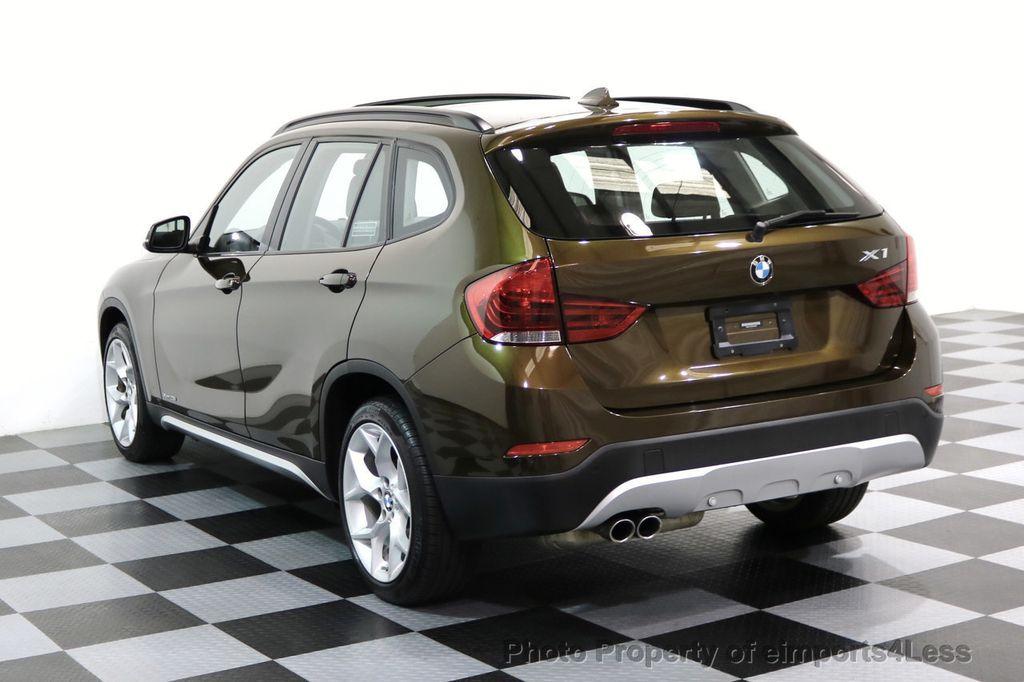 2013 BMW X1 CERTIFIED X1 xDRIVE28i XLINE ULTIMATE AWD CAMERA NAVI - 17057495 - 42