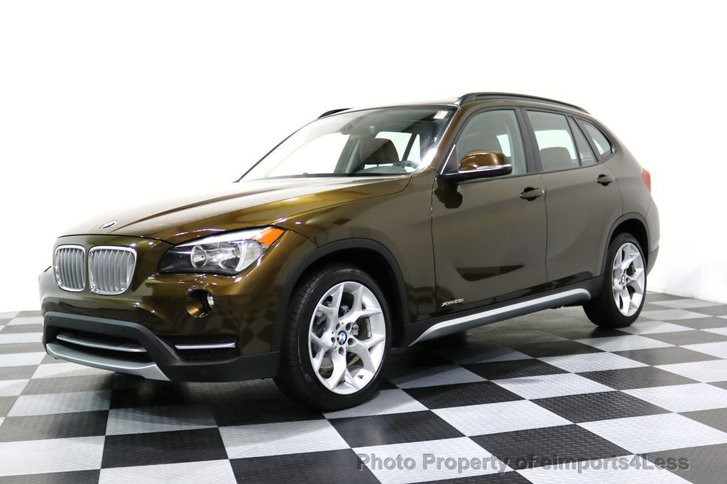 2013 BMW X1 CERTIFIED X1 xDRIVE28i XLINE ULTIMATE AWD CAMERA NAVI - 17057495 - 43