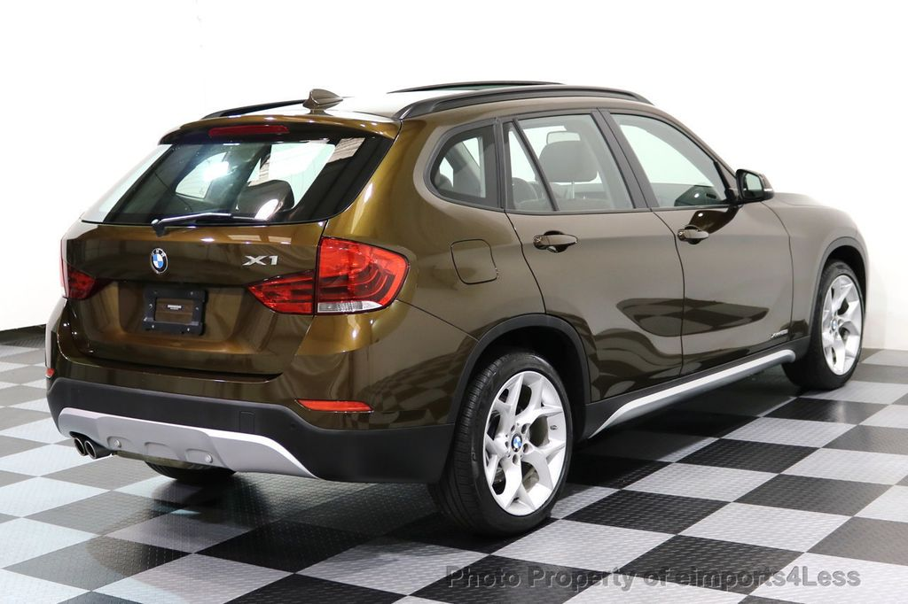 2013 BMW X1 CERTIFIED X1 xDRIVE28i XLINE ULTIMATE AWD CAMERA NAVI - 17057495 - 44