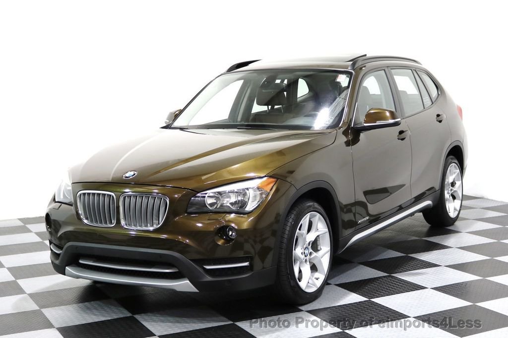 2013 BMW X1 CERTIFIED X1 xDRIVE28i XLINE ULTIMATE AWD CAMERA NAVI - 17057495 - 45