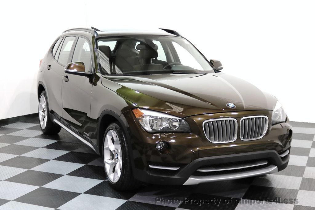 2013 BMW X1 CERTIFIED X1 xDRIVE28i XLINE ULTIMATE AWD CAMERA NAVI - 17057495 - 46
