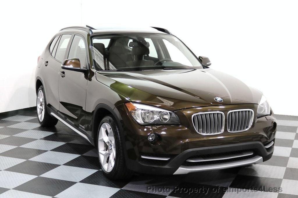 2013 BMW X1 CERTIFIED X1 xDRIVE28i XLINE ULTIMATE AWD CAMERA NAVI - 17057495 - 46