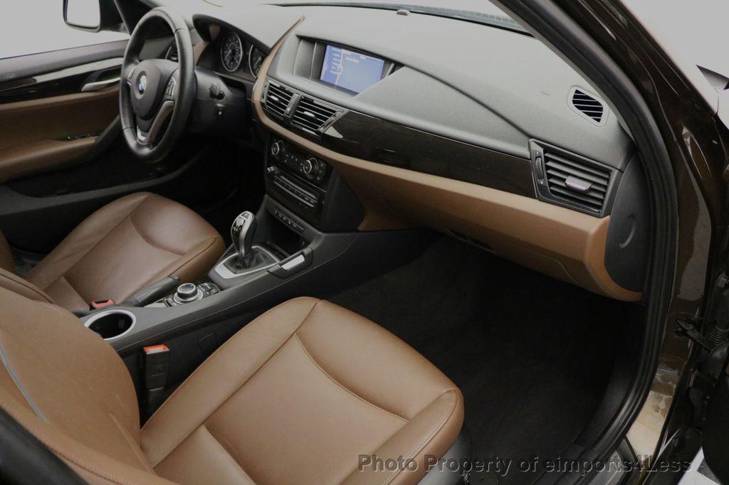 2013 BMW X1 CERTIFIED X1 xDRIVE28i XLINE ULTIMATE AWD CAMERA NAVI - 17057495 - 8