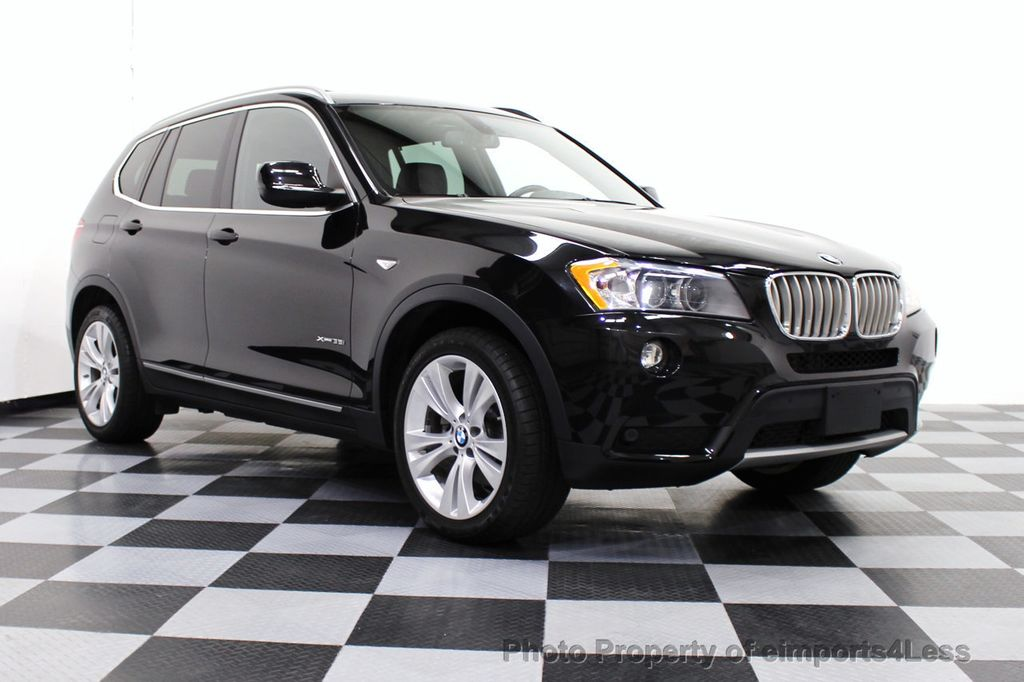 2013 used bmw x3 certified x3 xdrive35i awd sport activity. Black Bedroom Furniture Sets. Home Design Ideas