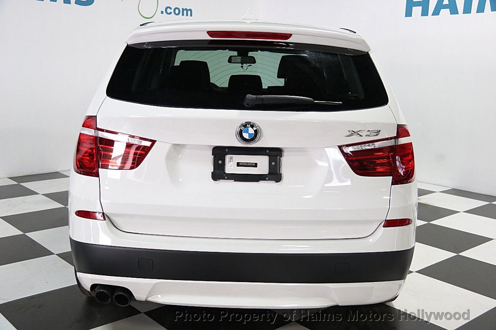 2013 Used BMW X3 xDrive28i at Haims Motors Serving Fort Lauderdale