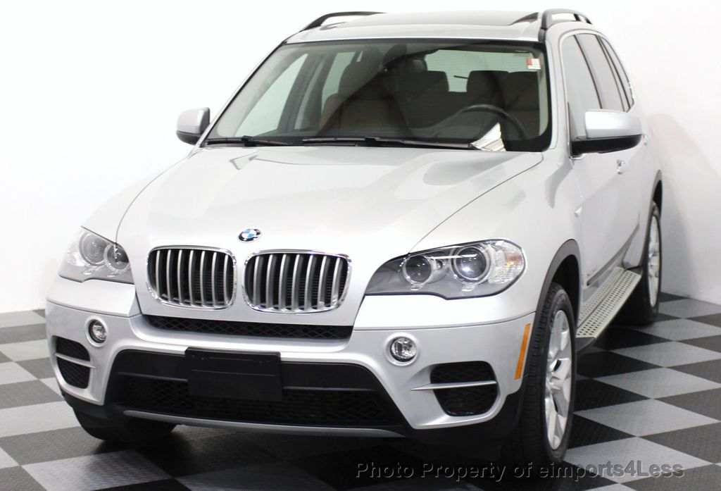 2013 Used Bmw X5 Certified X5 Xdrive35d Diesel Awd Suv