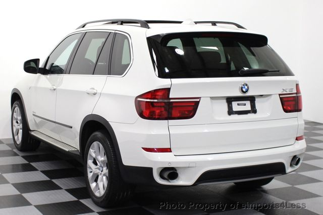 2013 Used BMW X5 CERTIFIED X5 xDRIVE35i AWD 3RD ROW SEAT